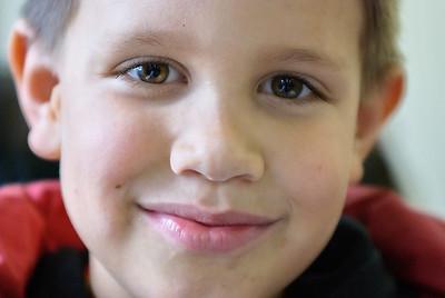 Daniel Bundy -- Up close!